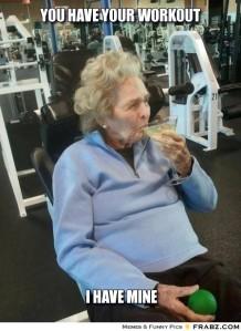 Booze Workout
